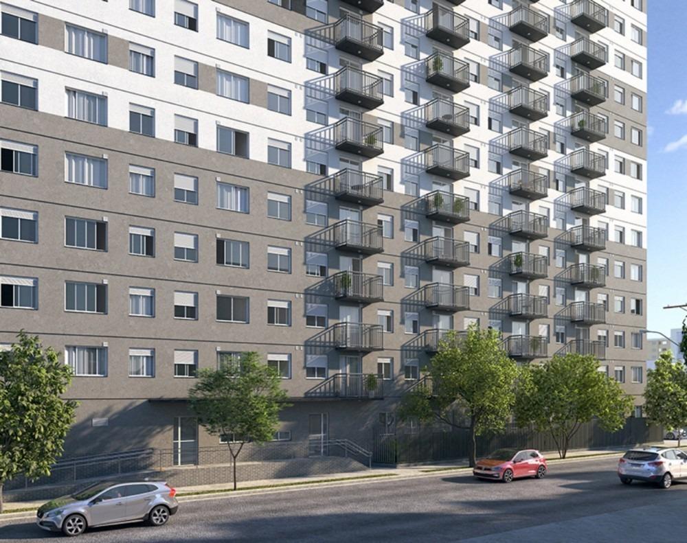 apartamento 36m² pronto e alugado duas quadras do metrô brás