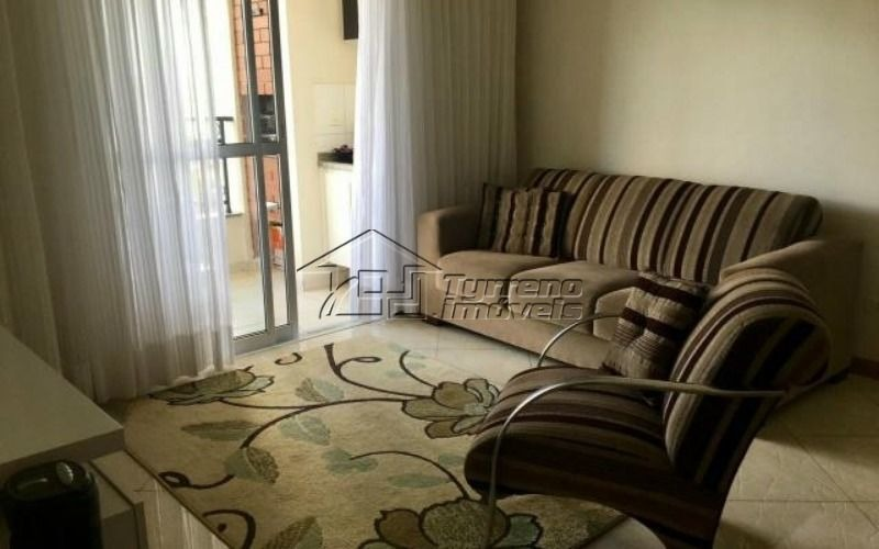 apartamento 4 dormitórios e varanda gourmet no floradas são josé