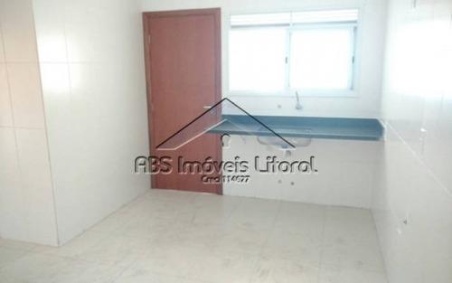 apartamento 4 dormitórios na vila guilhemina praia grande - sp - ca 806