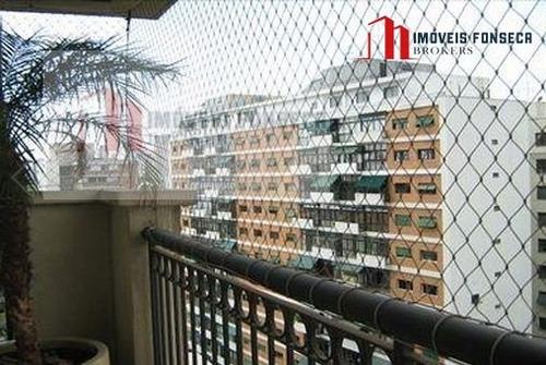 apartamento 4 dormitórios  no itaim bibi próx av. faria lima - 89528