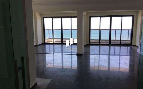 apartamento 4 quartos, 3 suites, sala ampla com 2 ambientes, cozinha americana, banheiro, área de serviços, edifico com estrutura de lazer completo, piscinas adulto e infantil, quadra de futebol, sa