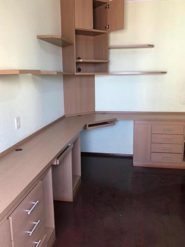 apartamento 4 quartos (3suites) jd são paulo