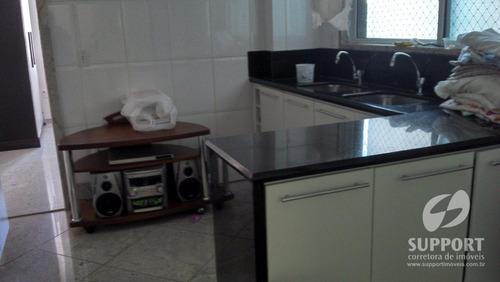 apartamento 4 quartos a venda na praia do morro - v-12