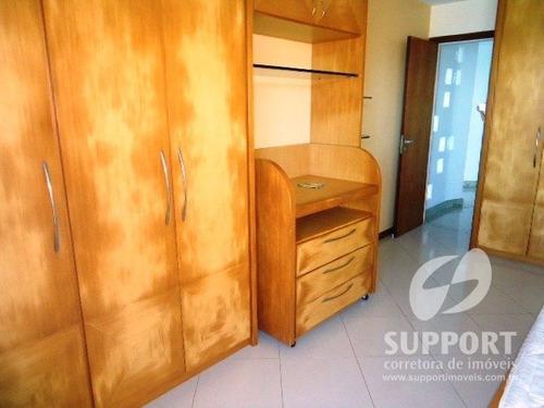 apartamento 4 quartos a venda na praia do morro - v-142
