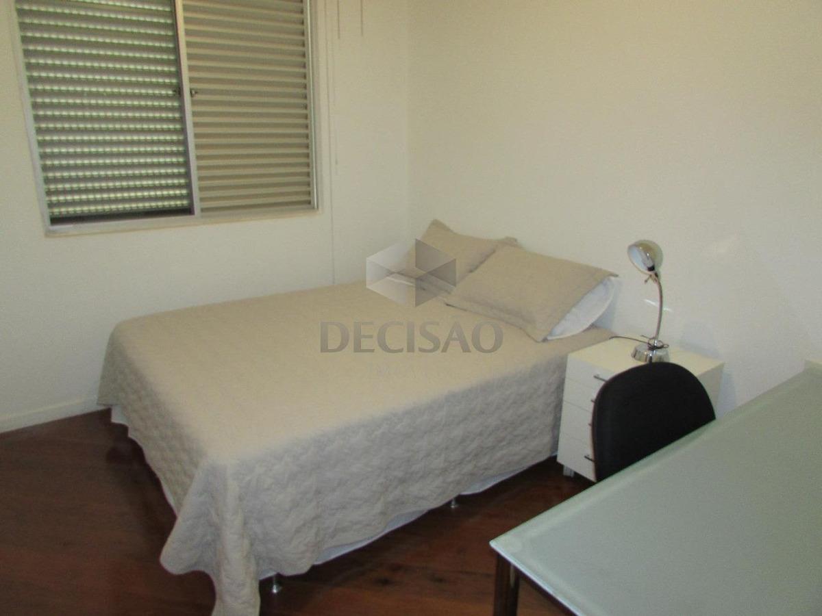 apartamento 4 quartos para aluguel, funcionários - belo horizonte/mg - 14953