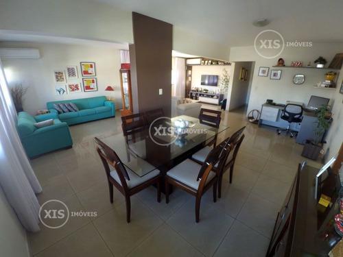 apartamento 4 quartos, setor oeste, res. meridian - 207 m²
