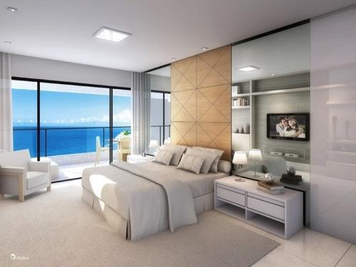 apartamento 4 quartos suites no la vista morro do conselho 302m2 - sfl103 - 33902612