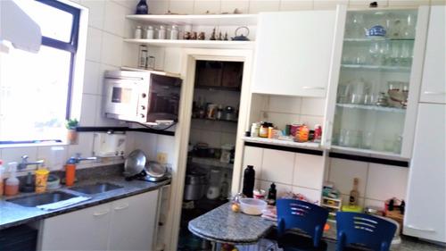 apartamento 4 quartos à venda, 3 quarto(s), belo horizonte/mg - 8039