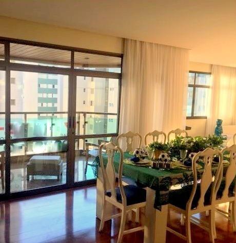 apartamento 4 quartos à venda, 4 quartos, 3 vagas, funcionários - belo horizonte/mg - 11637