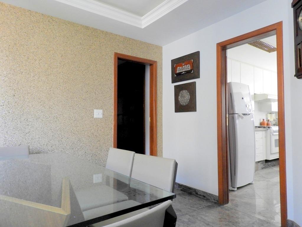 apartamento 4 quartos à venda, 4 quartos, 3 vagas, funcionários - belo horizonte/mg - 12409