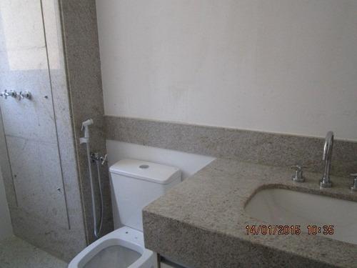 apartamento 4 quartos à venda, 4 quarto(s), belo horizonte/mg - 1638