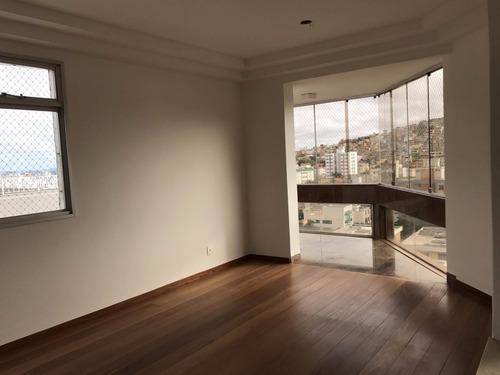 apartamento 4 quartos à venda, 4 quarto(s), belo horizonte/mg - 1729