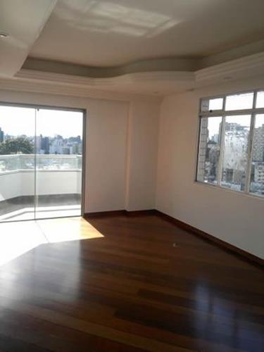 apartamento 4 quartos à venda, 4 quarto(s), belo horizonte/mg - 1807
