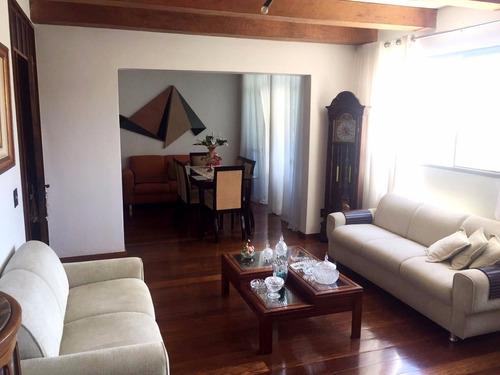 apartamento 4 quartos à venda, 4 quarto(s), belo horizonte/mg - 3998