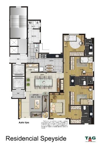 apartamento 4 quartos à venda, 4 quarto(s), belo horizonte/mg - 4077