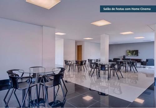 apartamento 4 quartos à venda, 4 quarto(s), belo horizonte/mg - 6262