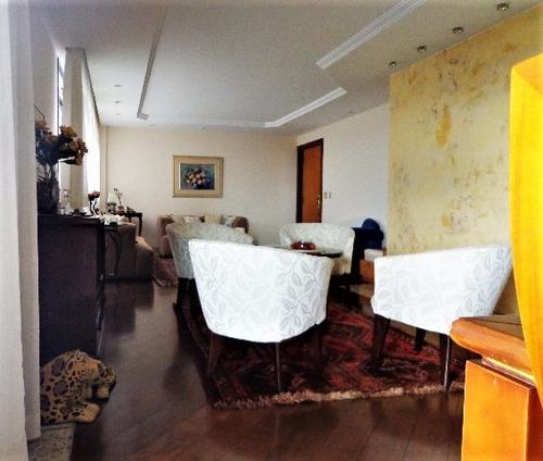 apartamento 4 quartos à venda, 4 quarto(s), belo horizonte/mg - 6668