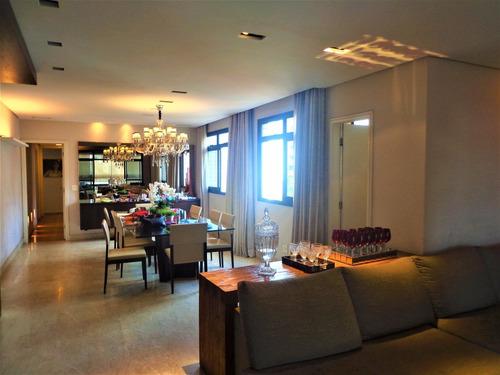 apartamento 4 quartos à venda, 4 quarto(s), belo horizonte/mg - 7890
