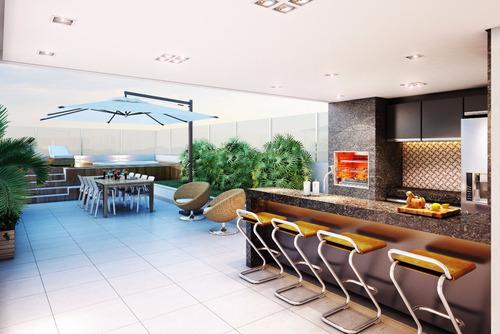apartamento 4 quartos à venda, belo horizonte/mg - 9511