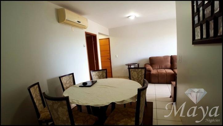 apartamento 4 suítes, 126 m² na 208 sul - resid. das arts - 521