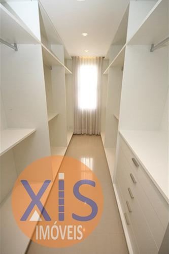 apartamento 4 suítes, areião park, setor marista