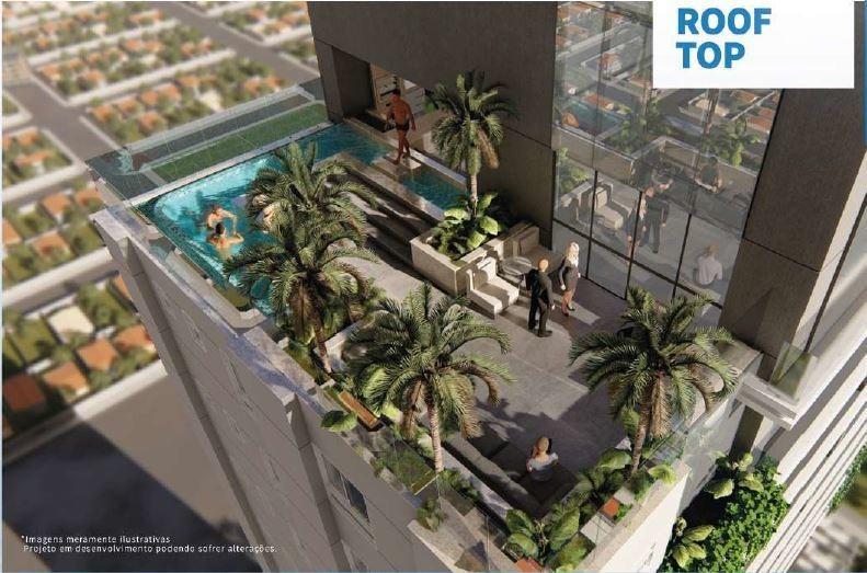 apartamento 4 suítes, planta 180m², 4 vags, no jardim goiás