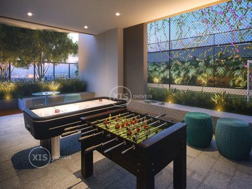 apartamento 4 suites, setor marista, opus acqua - 287 m²