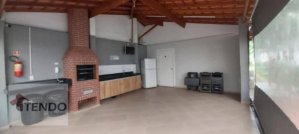 apartamento 43 m² - 1 dormitório - taboão - são bernardo do campo/sp - ap1033
