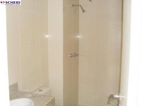 *apartamento 53 m² com 2 dorms, 1 banheiro, 1 vaga!* - mc830