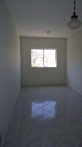 apartamento 55m² 01 dorm- 01 vaga -centro