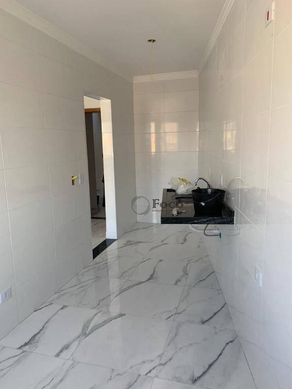 apartamento 55m ( novo) 2 dorm 1 suite - ap0955