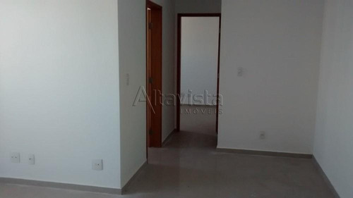 apartamento 56m², 2 dorms, 1 vaga, vila floresta, santo andré. - ap1054