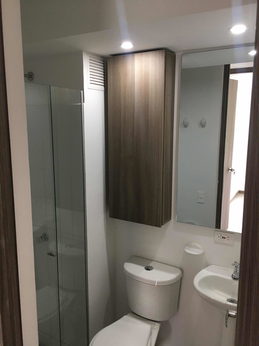 apartamento 57 mts 2 en aquavento con parqueadero