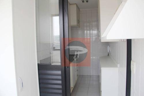 apartamento - 57m² - 2 dorm. - butantã - cond. são paulo - ap0170