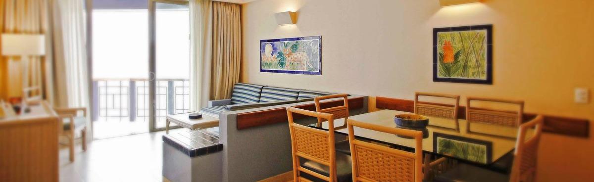 apartamento 6 personas zuana beach resort - todos los años