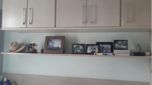 apartamento 60 m², com 2 dormitórios. jd jussara - ref 79389