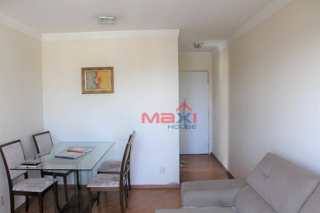 apartamento 61 m², condomínio villagio quitaúna, 3 dormitórios, km 18, osasco. - ap0941
