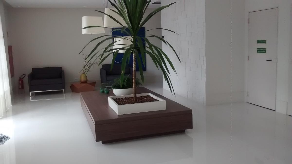 apartamento 62m² 2 dorms 1 suite 1v são caetano sul
