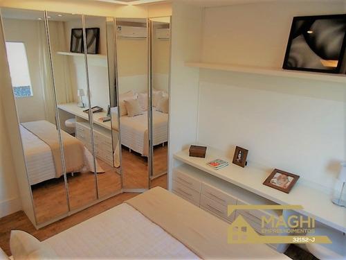apartamento 65 m² em salto sp - residencial green park - 219