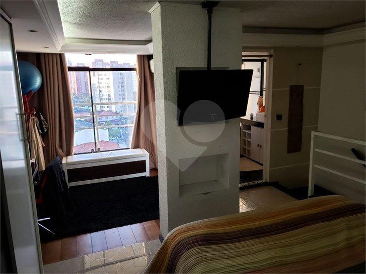 apartamento 65 metros  casa verde - loft - pé direito de dois andares  1 dorm. 2 vagas - 170-im456946