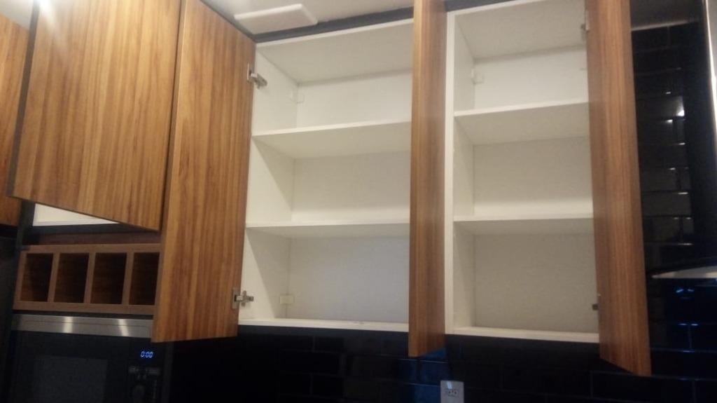 apartamento 71m² com 2 vagas determinadas, 100% mobiliado e decorado, em santo amaro. - ap13029