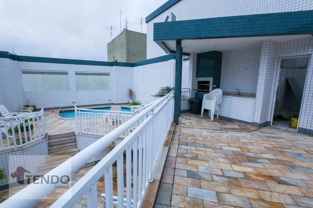 apartamento 72 m² - 2 dormitórios - 2 suítes - centro - são bernardo do campo/sp - ap0308