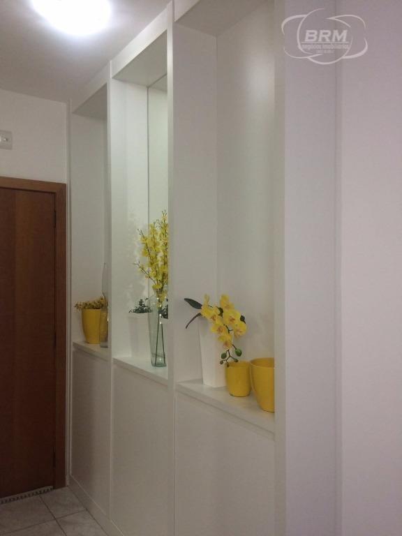 apartamento, 73 m² - venda por r$ 380.000,00 ou aluguel por r$ 2.530,00/mês - condomínio santa claudina - vinhedo/sp - ap0125