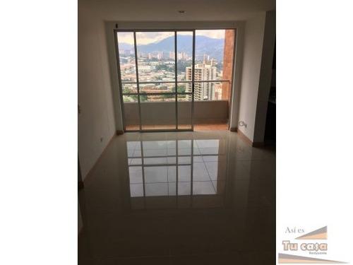 apartamento 74.36m2 piso16 sabaneta. asi es tu casa