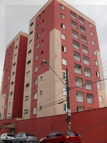 apartamento 74m², 2 dormitórios, vila nossa senhora das vitórias, mauá. - ap0798