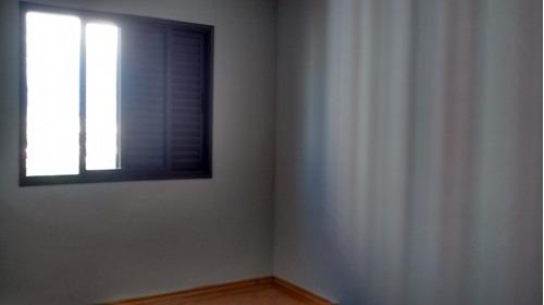 apartamento 78 m² valor especial vila assunção santo andré - 856