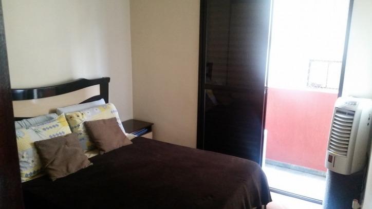 apartamento 80 m² em frente ao walmart são bernardo do campo - 908