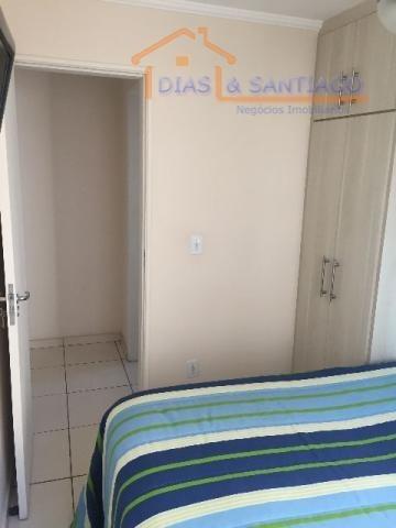 apartamento 800 metros da estação jabaquara do metrô - ap1460
