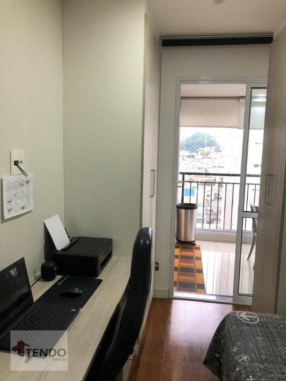 apartamento 81 m² - 3 dormitórios - 1 suíte - independência - são bernardo do campo/sp - ap0612