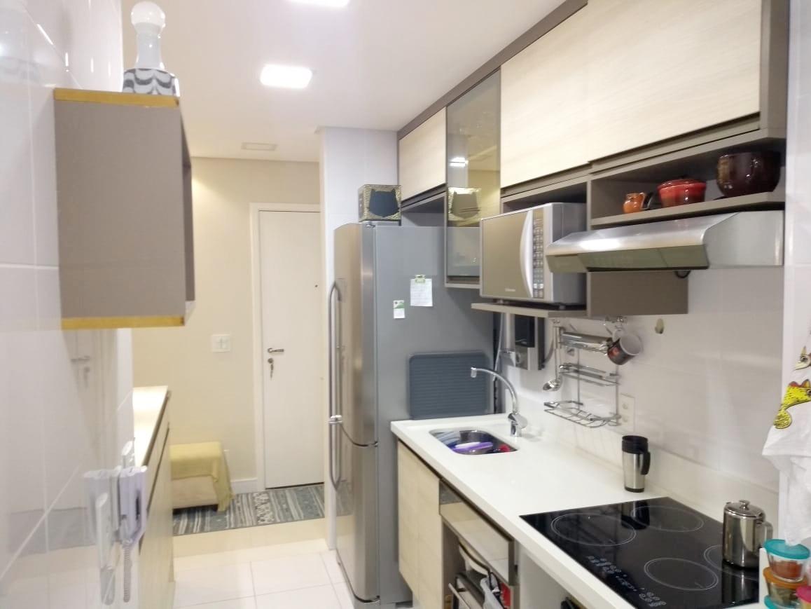 apartamento 83m² 3 dorm, varanda gourmet,1 vaga ap1352